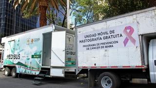 Convoca Inmujeres CDMX a jornadas de mastografías gratuitas en seis delegaciones