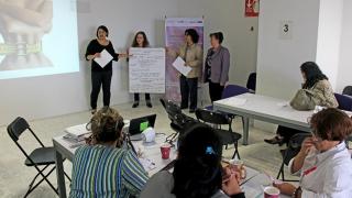 Finaliza Inmujeres capacitación en lenguaje incluyente y no sexista para áreas de Comunicación Social de la CDMX