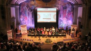 Galardona GCDMX a destacadas mujeres con Medalla Omecíhuatl 2017