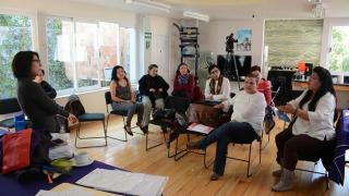 Imparte Inmujeres CDMX taller sobre violencia política de género