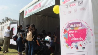 """Conmemoran el Día del Amor y la Amistad con """"Festival Amor es… sin violencia"""""""