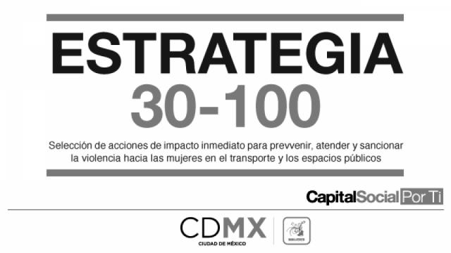 Estrategia 30-100