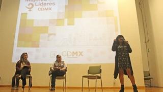 """Realizan """"Encuentro de Mujeres Líderes de la CDMX"""""""