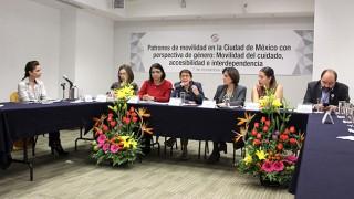Participa Inmujeres CDMX en presentación de estudio de movilidad con perspectiva de género ante Senado Mexicano