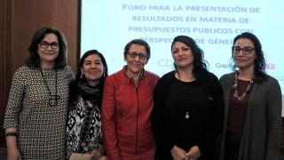 Presenta Inmujeres CDMX resultados de presupuestos públicos con perspectiva de género