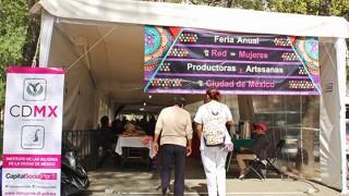 Llega la Feria Anual de Productoras y Artesanas de la CDMX al Kiosco Morisco